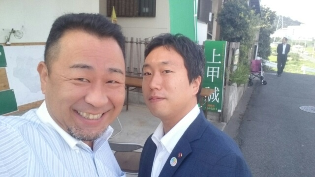 阪南市も選挙です…