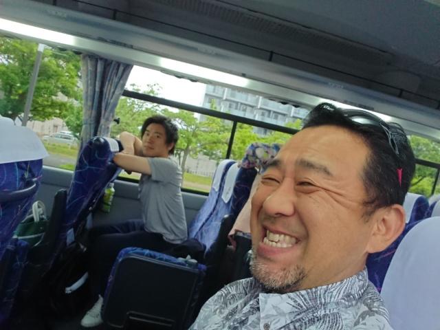 田尻町地区連合会バス研修