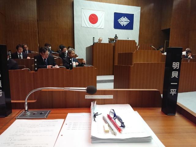 予算委員会始まる